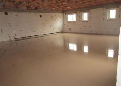 Anhydritová podlaha