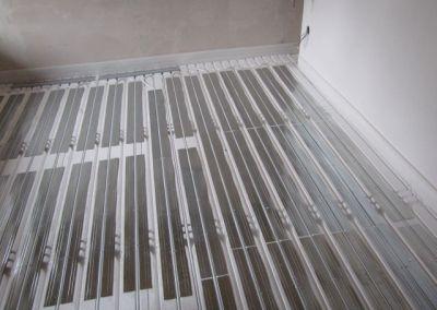 na suché podlahové topení
