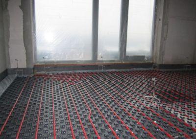 na klasické podlahové topení